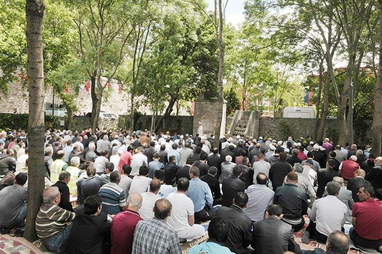 Tarihi Namazgah açılışı ertelendi
