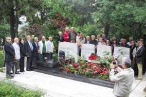 Erol Simavi Beykoz Kanlıca'da anıldı