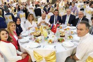 Beykoz'un dostluk sofrasında 1200 kişi vardı