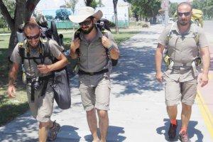 Dünya barışı için Beykoz'dan yola çıktılar
