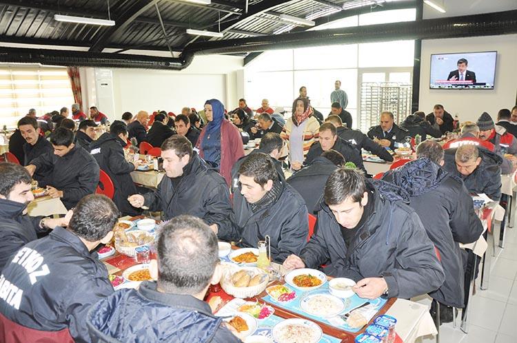 Beykoz'da işçilere yüzde 5 zam yapıldı