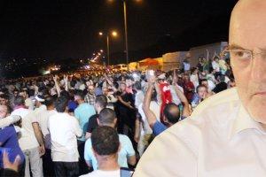 Başkan 15 Temmuz'u Dost Beykoz'a anlattı
