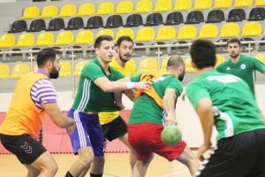 Beykoz Hentbol Takımı'nda hazırlıklar sürüyor