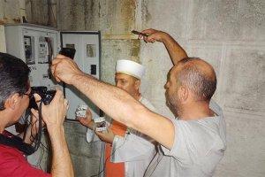Beykoz'da salaları susturmaya çalışmışlar