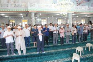 15 Temmuz şehit ve gazileri Beykoz'da dualarla yad edildi