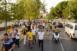 Beykozlular Günü'nü yüz kişi kutladı