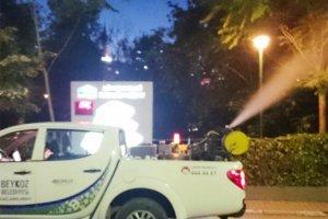 Beykoz'da sivrisinekle mücadele yöntemleri