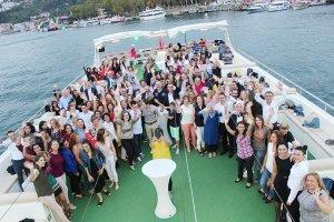 Kavacık Medistate Hastanesi 5. Yılını Boğaz'da kutladı