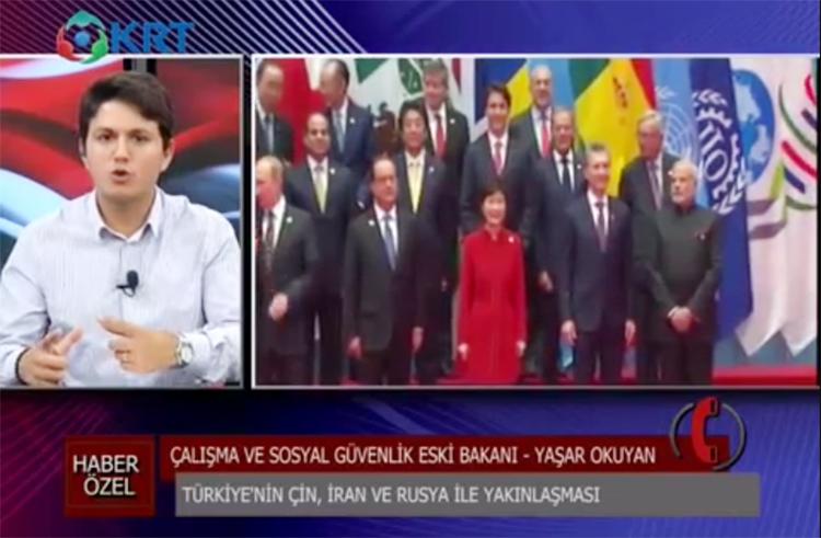 Yaşar Okuyan'dan Dost Beykoz yazarına şok sözler