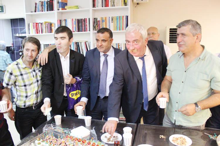 CHP Beykoz'da 15 Temmuz değerlendirmesi