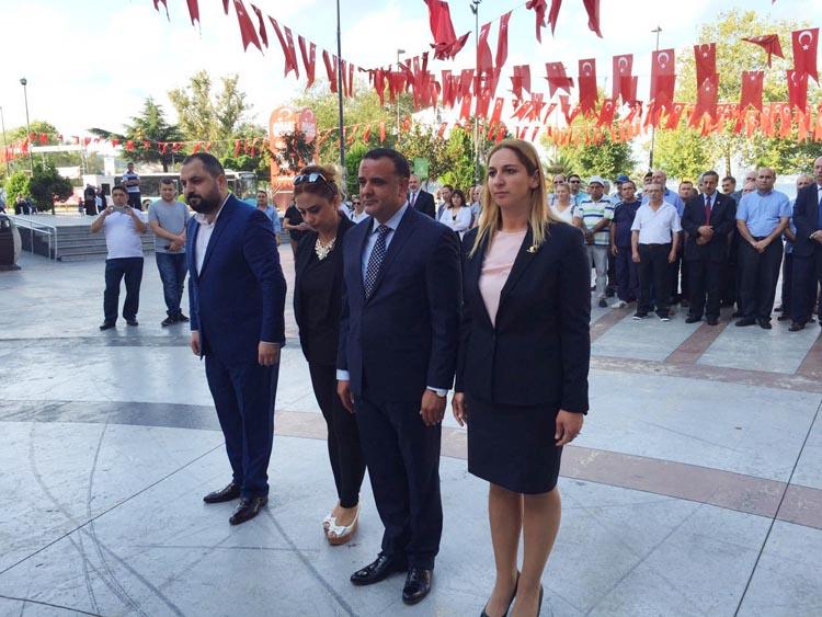 CHP Beykoz Örgütü 93. yıldönümünü kutluyor
