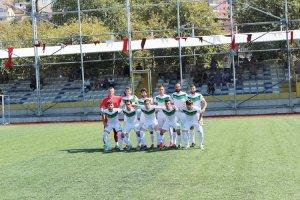Soğuksuspor Beyoğlu'ndan 2 golle döndü: 2 - 1