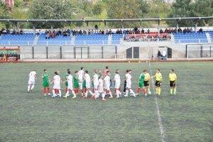Paşabahçespor dört golle güldü: 4 - 1