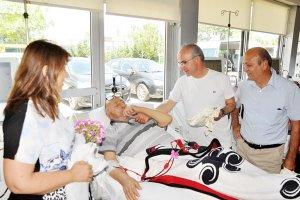 AK Parti Kurucusu Emin Yavuz'un acı günü