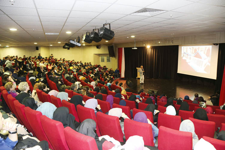 Uğurluel'den Beykozlulara Abdulhamid Han konferansı
