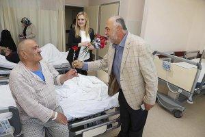 Beykoz'da hastalar yalnız değil…