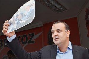 CHP Beykoz İlçe Başkanı gemileri yaktı