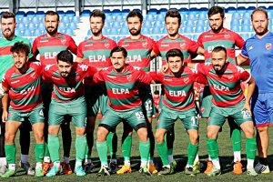 Paşabahçe Çatalca'dan 1 puanla döndü: 1 - 1