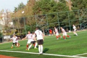 Ortaçeşmespor Murat Kaba ile güldü: 2-0