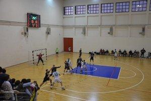 Beykoz Belediyesi hentbol derbisini kaybetti