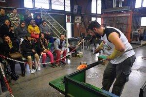 Bağcılar'dan Beykoz'a uzanan sanat aşkı