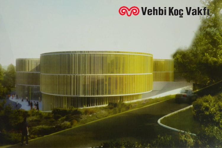 Vehbi Koç Vakfı'ndan Beykoz'a model okul