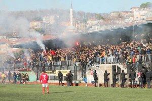 Beykozspor, derbiyi 2 golle kazandı