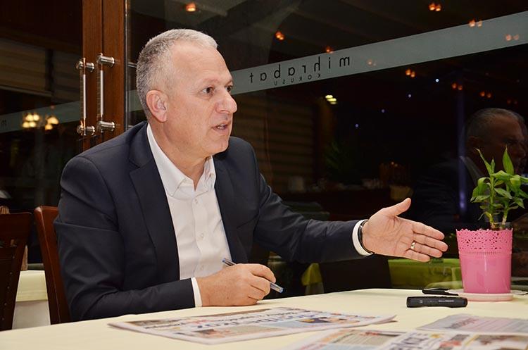 Beykoz'un tek profesör başkanı Antalya ya atandı