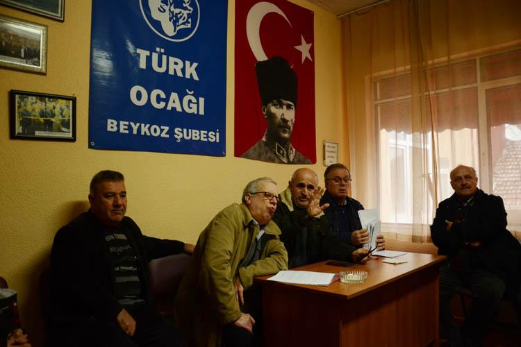Beykoz Türk Ocakları, yeni anayasayı konuştu