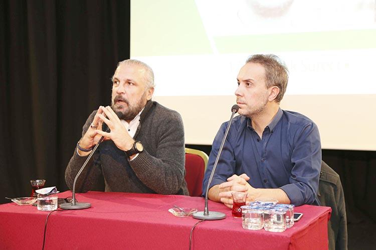 Mete Yarar ve Melih Altınok Beykoz'da 17/25'i anlattı