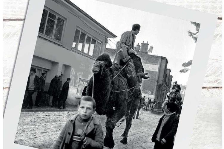 Beykoz'da bir deve çocuk hikayesi... Yıl 1970