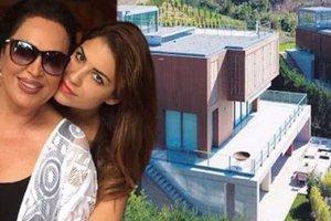 İşte Türkan Şoray'ın Beykoz'da ki villası