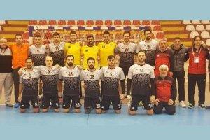 Beykoz Hentbol'u Türkiye Kupası Çeyrek finalinde