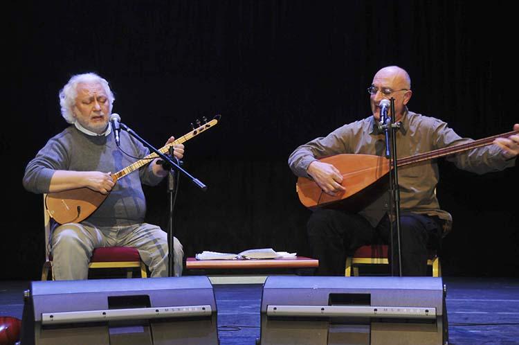 Beykoz'da Türk Halk Müziği konseri