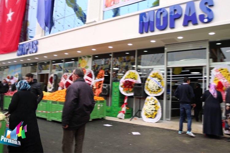 Mopaş AŞ'den Emin Market açıklaması