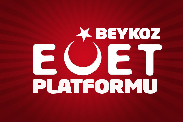 Beykoz'da bağımsız EVET platformu kuruldu…