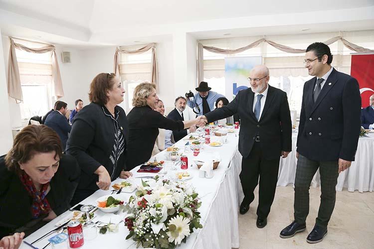 İlçe konseyleri kararı Beykoz'da aldı...