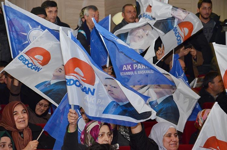 AK Parti Beykoz'da