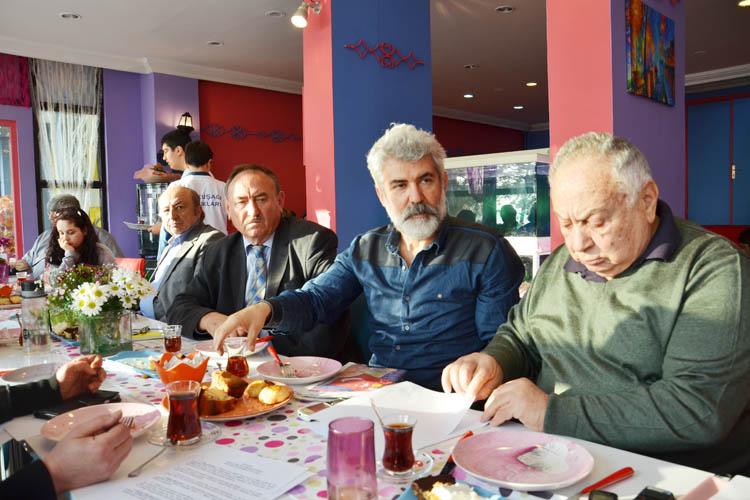 Milli Birlik Hareketi Beykoz'da açıklama yaptı