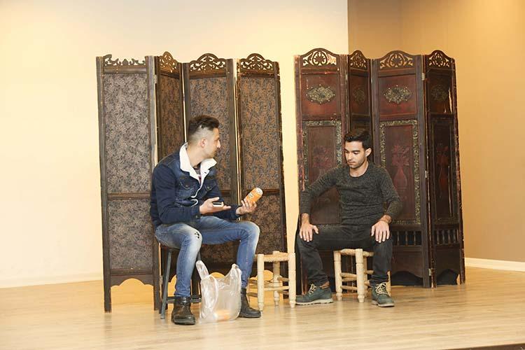 Beykoz'da bağımlılıkla mücadele tiyatrosu başladı