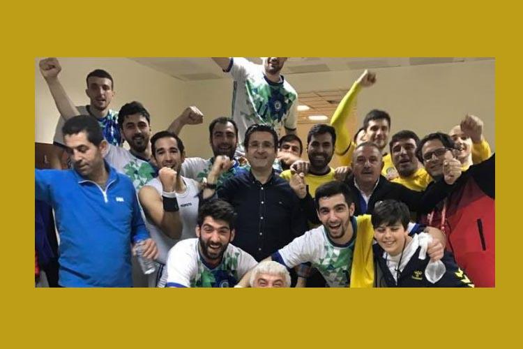 Büyük ikramiye Beykoz Belediyespor'a çıktı