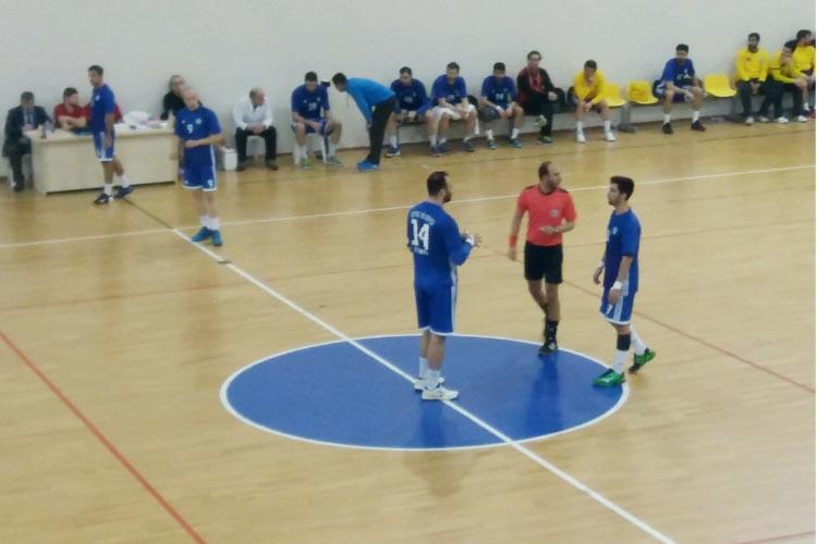 Beykoz Belediyespor yarı final peşinde