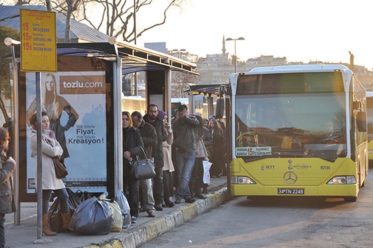 Üsküdar Soğuksu hattının hafta sonu yolcuları dertli
