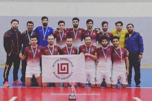 Beykoz Üniversitesi, namağlup şampiyon