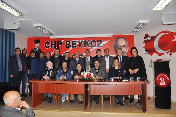 CHP Beykoz, engellilerle bir araya geldi