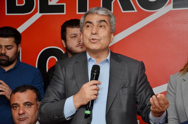 Beykoz'da İl Başkanından saldırı açıklaması