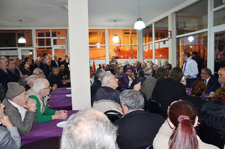 Hamzaçebi, Kastamonululara anayasa anlattı