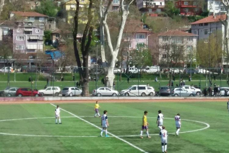 Çubukluspor ile Selimiyespor yenişemedi: 1 - 1
