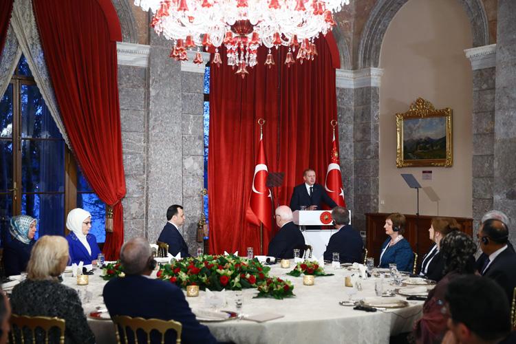 Cumhurbaşkanı Erdoğan, Beykoz'da konuştu