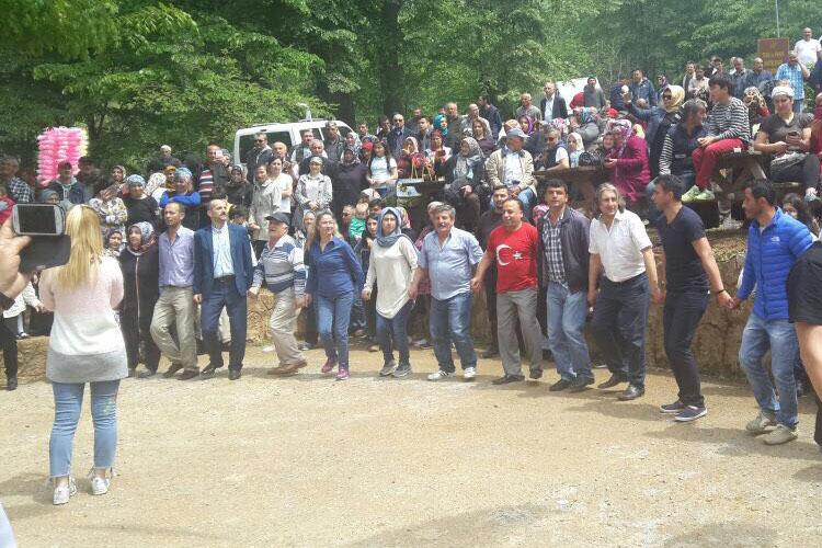 Beykoz Giresunluların geleneksel buluşması